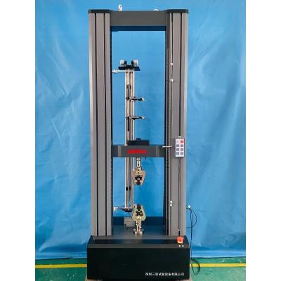 三思拉力机在橡胶和不干胶行业的广泛应用